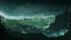 Fairy Rocks by Vexod14