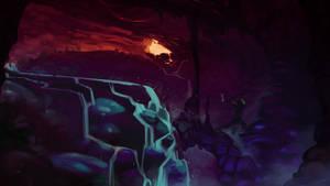 Archibalt - Cave 02 by Vexod14