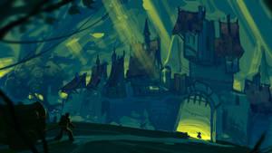 Archibalt - Ruins 01 by Vexod14