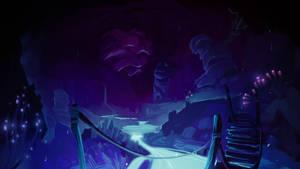 Archibalt - Glowing darkness by Vexod14