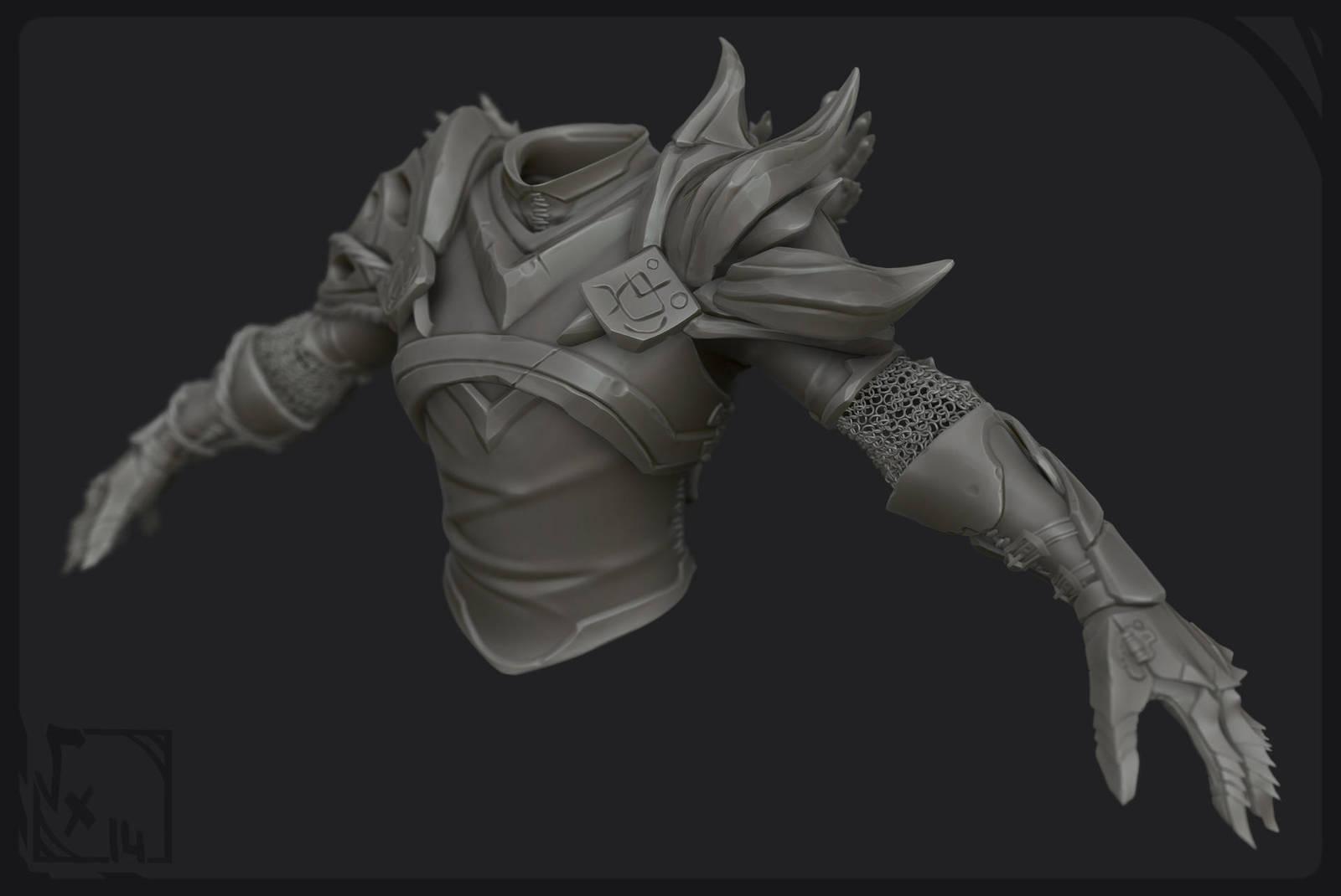Armor Stuff by Vexod14
