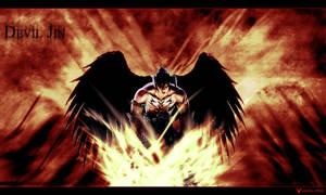 Devil Jin by Xforce