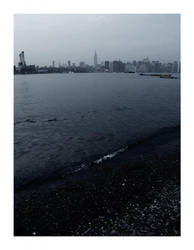 NYC, East River by severfire