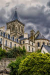 La Trinite Caen Calvados France by hubert61
