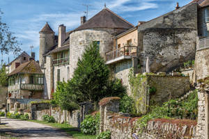 Noyers sur serein by hubert61