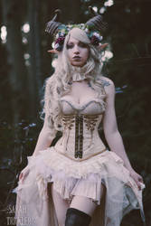 Ethereal Maiden - Slow Steps by Sarah-Trickler