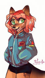 Hoodie by vulpes--fox