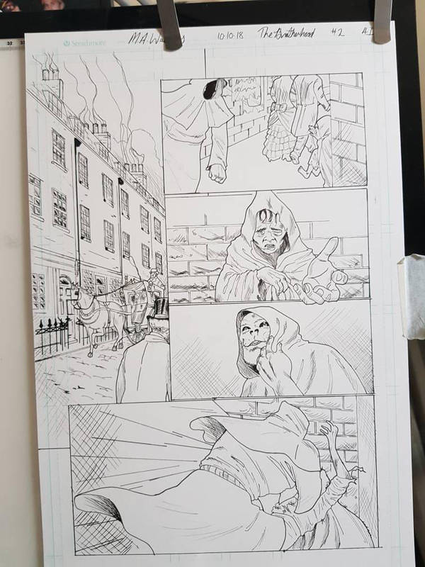 issue 2 WIP by Kisonii
