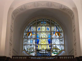 HH: Michel Church - Glass Window by MutantPiratePrincess