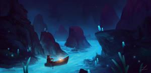 River Spirits. by Zary-CZ