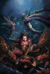 kerrigan queen of blade by skaiChu