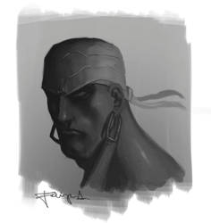 TSA sketch by pokar17