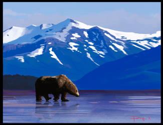 Bear by pokar17
