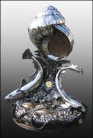 Winkle Sculpture, Hastings, UK by Stuart203