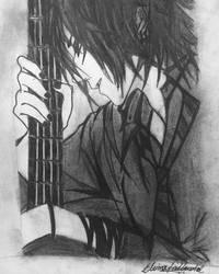 Loneliness...[My art] by ElviraFullmetalHeart