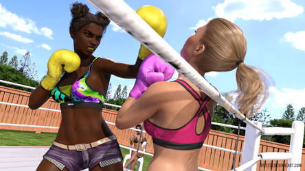 BBL (Lauren vs Naomi) - 08 by ffists7