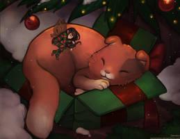 Sleepy presents by jemajema