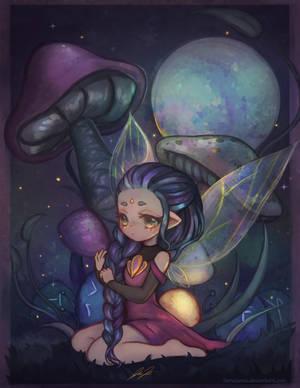 firefly fairy by jemajema