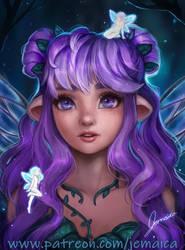 Future Princess Fairy Lyla by jemajema