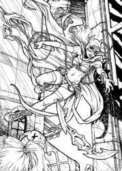 Batgirl 01 by cizgi-reloaded