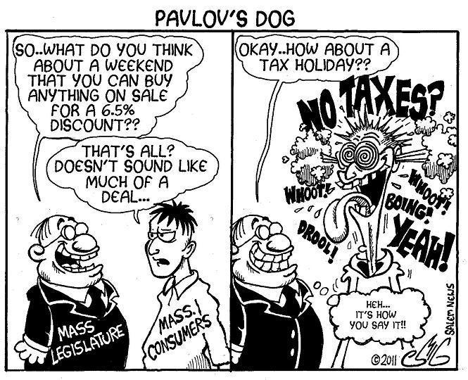 Salem News: Pavlov's Dog by Smigliano