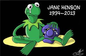 Jane Henson Tribute by Smigliano
