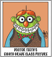 Dr. Teeth's School Picture by Smigliano
