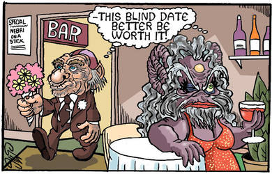 Blind Date by Smigliano