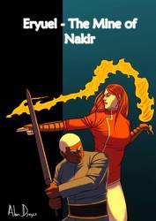 Eryuel - The Mine of Nakir by AlanDjayce