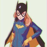 Batgirl by SimomarK