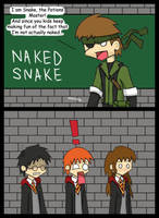 Snake the Potions Master by dinorap19