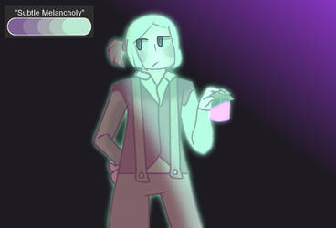 Sometimes I Didnt Really Follow The Color Pallete by ABorealis