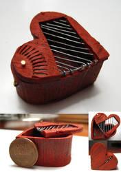 Heart Shaped Box by lava-tomato
