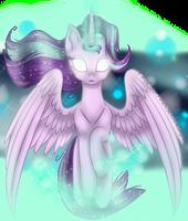The new princess of Equestria by NastyaKatseen