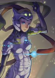 Art Trade: HERO by ALICE-rocket