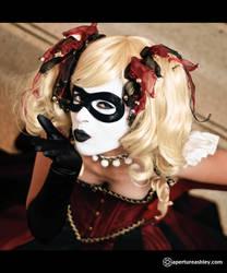 AFest '11 Harley Quinn: Muah! by Enasni-V
