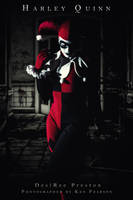 Harley Quinn - She who laughs last by Enasni-V