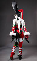 Ame Comi Harley Quinn - Who's Laughing Now? by Enasni-V