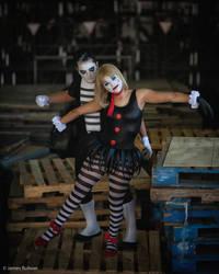 Mime and Marionette by Enasni-V
