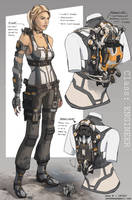 Class: Engineer by CaconymDesign