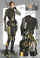 Class: Agent by CaconymDesign