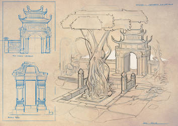 Studies Architecture 0226 by CaconymDesign