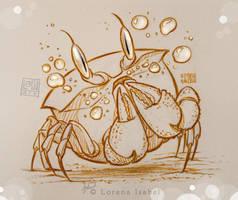 Crab by Loisa