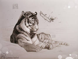 Tiger by Loisa