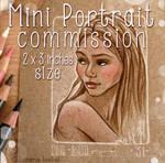 MiniPortraitCommission by Loisa