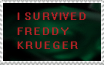 I Survived Freddy Stamp by Timscorpion