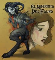El Laberinto del Fauno by Bilious