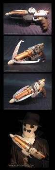 Grappling Gun Repro Prop by Bilious