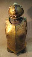 Discworld: Angua's Armor by Bilious