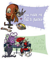 TiH Valentines by Bilious